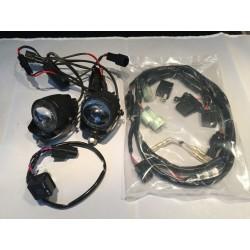 Plug and Play LED Fog Light Kit Honda CRF1000L Africa Twin