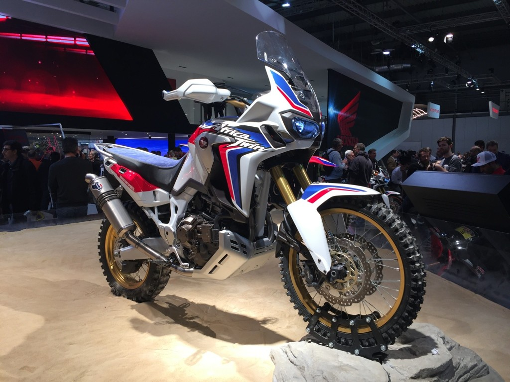 Concept CRF1000L Africa Twin Adventure